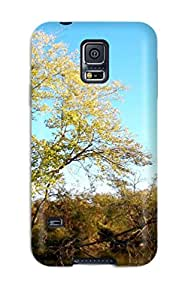 Keyi chrissy Rice's Shop High Quality River Skin Case Cover Specially Designed For Galaxy - S5