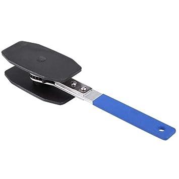 Brake Caliper Press,Universal Car w//Ratchet Pad Spreader Piston Retracting Car Garage Tool,360 Degree Ratchet Swing Blue