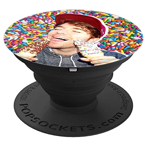 Shane Dawson 260013 Ice Cream PopSockets Stand for Smartphones & Tablets - PopSockets Grip and Stand for Phones and Tablets