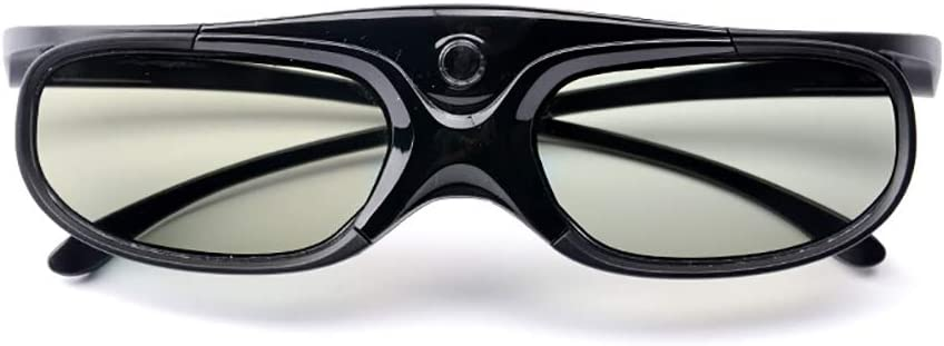 UKE Gafas DLP 3D, Gafas 3D DLP Link Gafas Obturadoras Activas ...