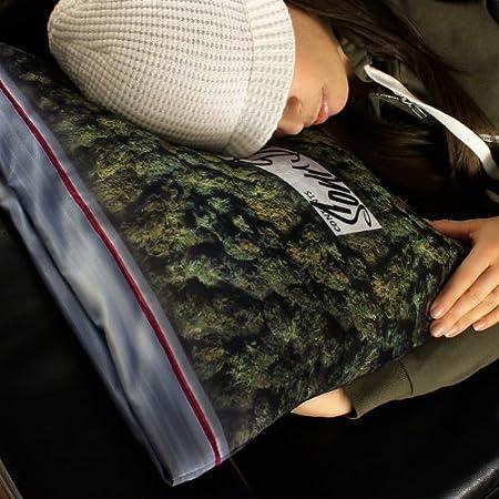 Baggie of Cannabis Weed Pillowcase SD steelplant Giant Stash