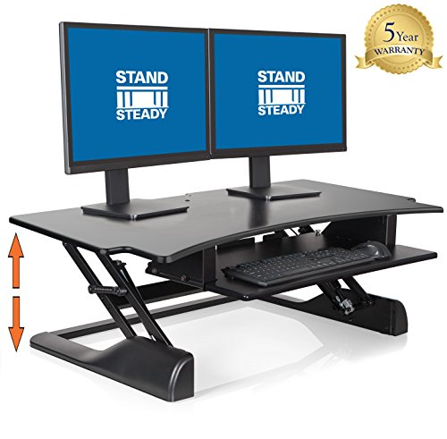 Standing Desk | Stand Steady's Winston FlexPro Precision 42