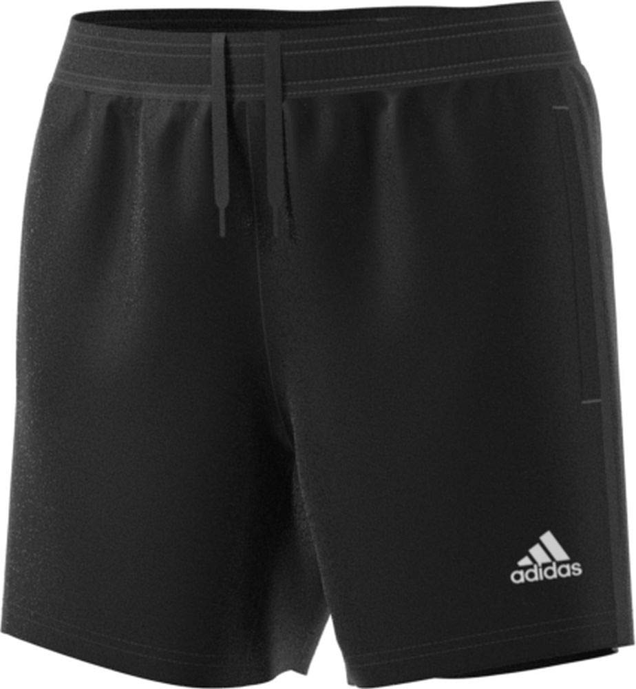 adidas Women's Soccer Condivo 18 Training Shorts (X-Large) Black/White by adidas