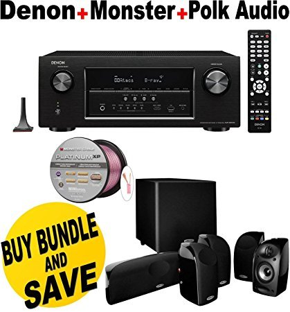 Denon AVR-S910W 7.2 Full 4K Ultra HD Channel Receiver With B