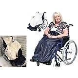 Silla saco de calor, saco de avispas Saco, de calor para silla de ruedas