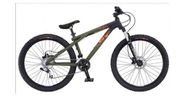 GTT GT G9CHU22 - Bicicleta para Hombre, Color Rojo: Amazon.es ...