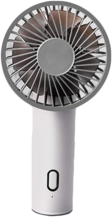 LMMNFS Mini ventilador USB, ventilador de mano recargable y ...