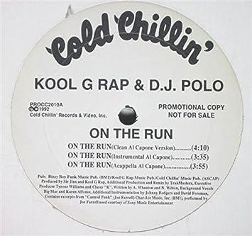 On the Run : Kool G Rap & DJ Polo: Amazon.es: Música