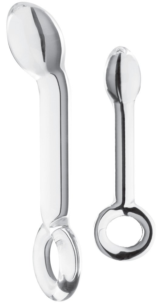 Blown G-Spot with Loop Clear Dildo