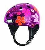 Nutcase Purple Pedals Water Helmet, Large/X-Large (59cm-61cm)