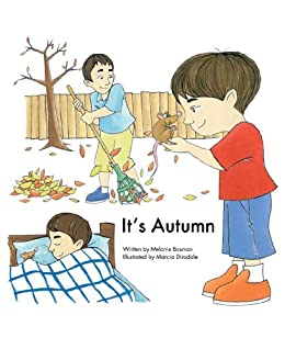 Its Autumn (The Adventures of Riley and Tiny Book 1)