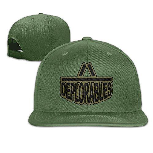 GD54 Proud Member Of The Basket Of Deplorables Adjustable Baseball Hat & Cap ()