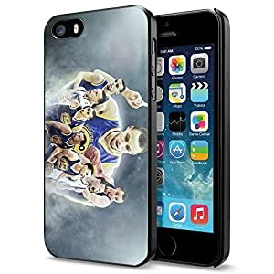 Stephen Curry 2014-2015 NBA MVP Basketball Full, Cool iPhone 5 5s Case Cover by runtopwell