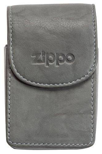 (Zippo Box Cover Cigarette Case, 11 cm, Grey)