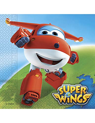 Super Wings Napkins