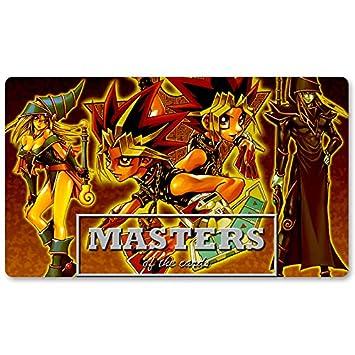 Juego de mesa Yugioh de Masters of The Cards, alfombrilla de juego ...