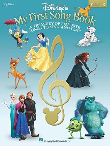 - Disney's My First Songbook - Volume 5