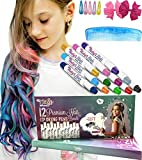 Hair Chalk for Girls - Kids Temporary and Washable