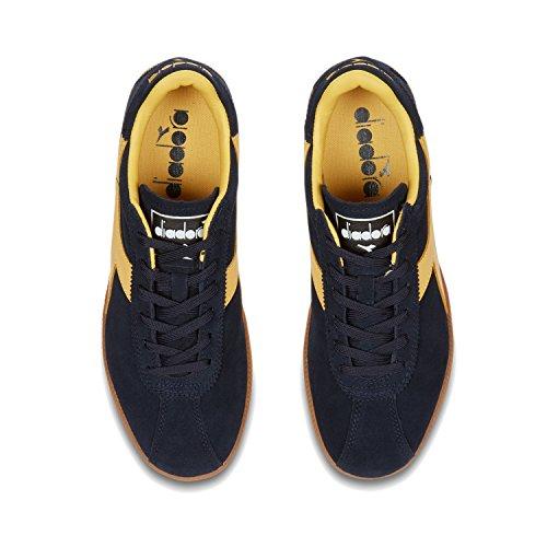 E beige Per Profondo Scarpe Uomo Diadora Donna Tokyo C4740 Blu Sportive vqa6nTxR