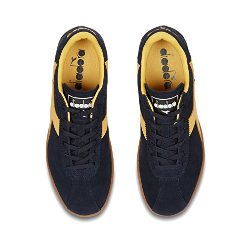 C4740 Blu Tokyo Uomo Scarpe Sportive Per E Profondo Donna Diadora beige 0aACnfw