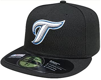 new style 1298e efb54 ... spain mlb toronto blue jays authentic on field alternate 59fifty cap 6  7 8 24632 40aa8