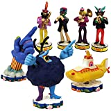 The Beatles Collectibles: 2013 Factory Entertainment Yellow Submarine Shakems