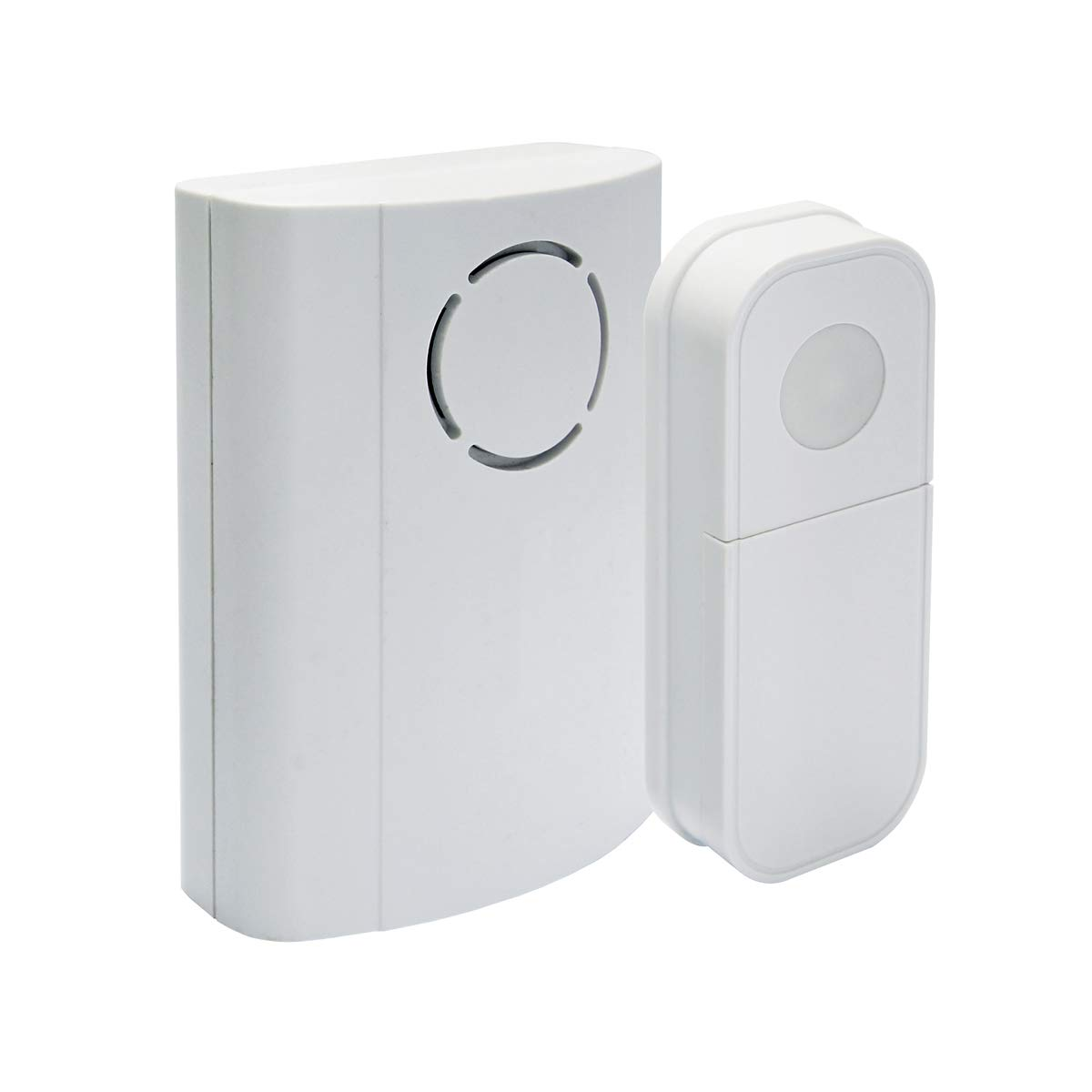 WD1020 Battery Operated Wireless Door Chime with button