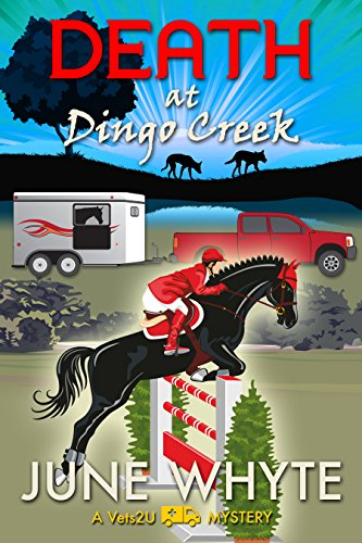 Death at Dingo Creek (A Vets2U Mystery)