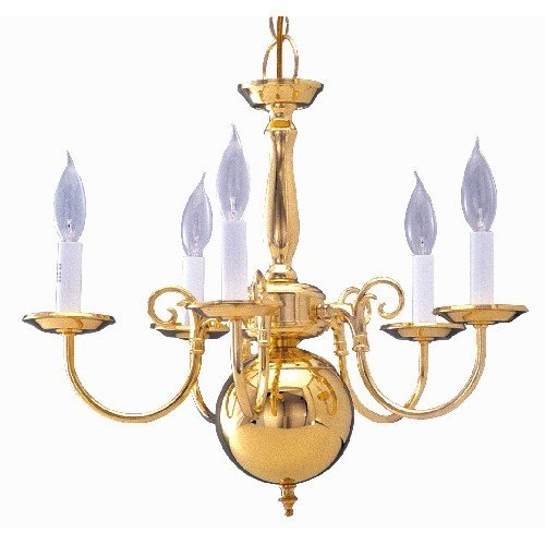 (Liz Jordan Lighting Sapphire Mist Colony Mid Sized Chandelier from the Colony Collection-1211SM)
