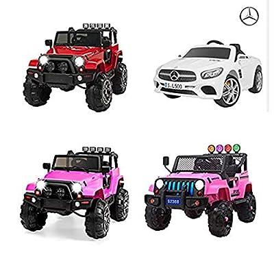 N/V 12V Charger for Ride on car,Battery Charger for Kids Ride on Toys,Ride on Accessories: Toys & Games