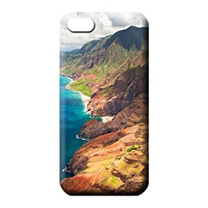 iphone 4 4s covers Snap-on phone Hard Cases With Fashion Design phone case skin hawaii mountains
