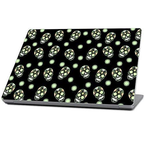 高質で安価 MightySkins cover Protective Durable and Unique Vinyl wrap cover Durable Skin Glowing for Microsoft Surface Laptop (2017) 13.3 - Glowing Skulls White (MISURLAP-Glowing Skulls) [並行輸入品] B0789HN98L, e住まいるスタイル:54560539 --- senas.4x4.lt