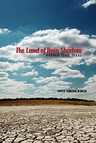 Image of The Land of Rain Shadow: Horned Toad, Texas