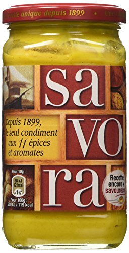 - Savora 11 Spice French Condiment from Amora - 385g