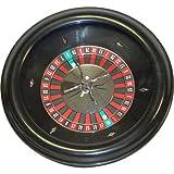 Trademark 10-3050 Poker 18-Inch Roulette Wheel