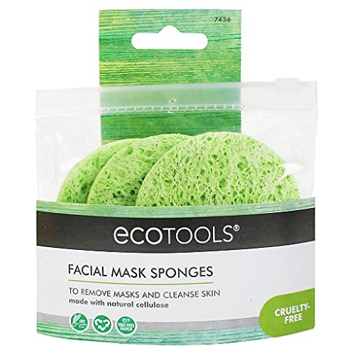 Eco Tools - Facial Mask Sponges - 3 Count EcoTools