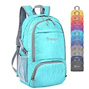 ZOMAKE 30L Lightweight Packable Backpack Water Resistant Hiking Daypack -2020 Version-