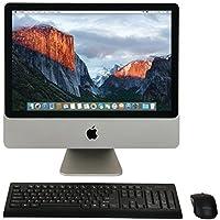 MWHMB323LL - APPLE MB323LL A C2D 2.4 4GB 250GB 10.11 20 Refurbished iMac(R) Desktop Computer