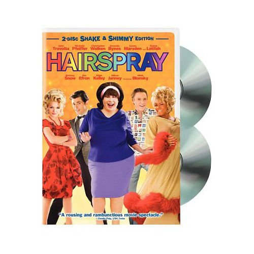 Hairspray: Shake and Shimmy Edition 2-Disc DVD - Widescreen