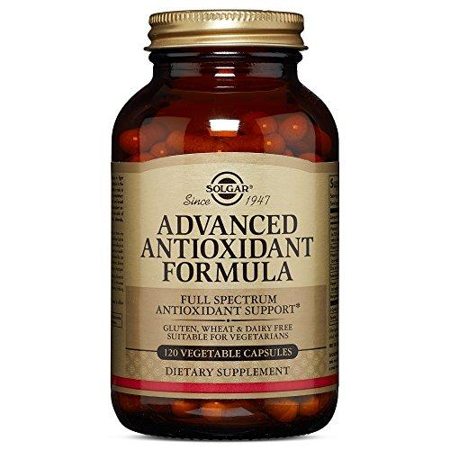 Solgar Advanced Antioxidant Vegetable Capsules