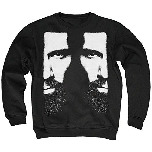 Bushido - Face Sweater schwarz