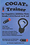 img - for COGAT Trainer: for Cognitive Abilities Test Grade 7 & 8 (Level 13 & 14) book / textbook / text book
