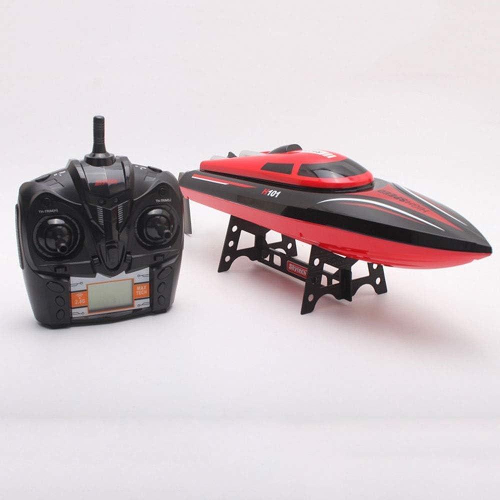 航空母艦高速シミュレーション毎時30キロスポーツ漕艇電気おもちゃのリモートコントロールボートRcは屋外のミニスピードボート2.4GHzの潜水艦子夏船防止イングレス水4つのチャンネルモデル