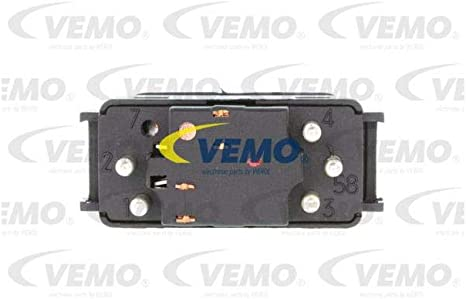 VEMO Front Switch Window Lift RIGHT Fits MERCEDES 190 W126 W124 1248204510