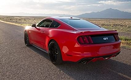 Amazon Com Razzi 2015 2016 Ford Mustang Gt Factory Style Rear