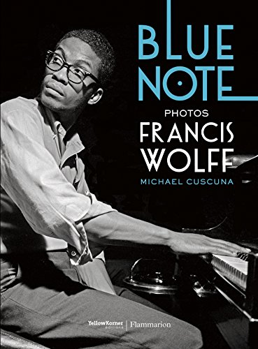 Book cover from Blue Note by Michael Cuscuna