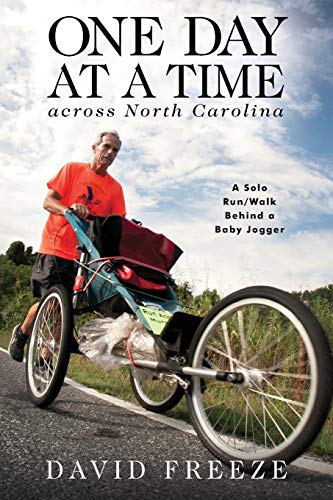 One Day at a Time Across NC: A Solo Run/Walk Behind a Baby Jogger