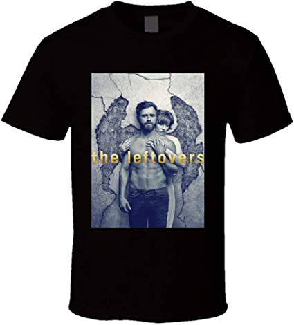 Wu0tin The Leftovers TV Show Supernatural Mystery - Camiseta - Negro - Large: Amazon.es: Ropa y accesorios