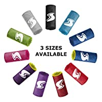 Cooling Towel (40x12''& 50x20''& 60x30'') Ice Sports Towel, Stay Cool with Microfiber Towel for All Activities, Keep Cool with Chilly Towel, Yoga, Fitness, Gym or Golf Towel for Instant Relief + Pouch