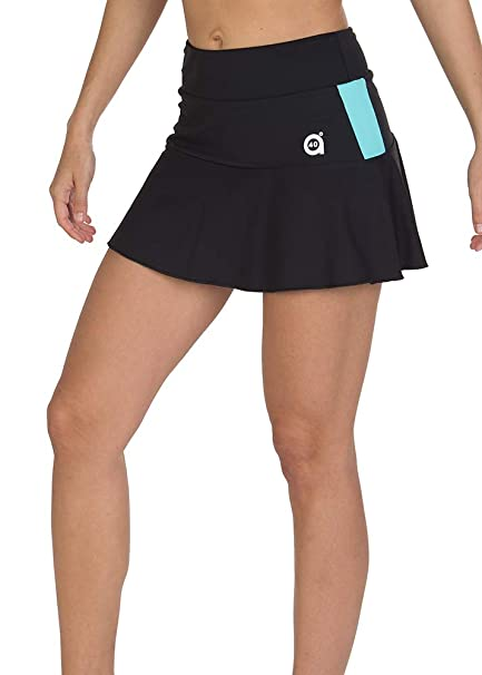 a40grados Sport & Style, Falda Flopy, Mujer, Tenis y Padel ...